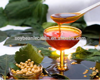 Discolored /Decolorizing / Bleaching soya lecithin