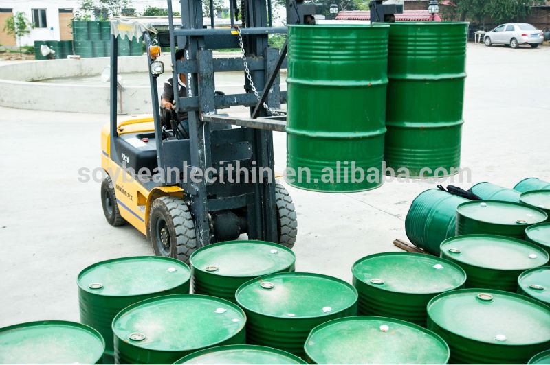 Factory offer emulsifier soya lecithin for emulsion explosive