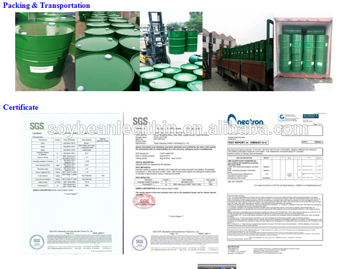 industrial grade soya bean /soya lecithin extracts manufacturer