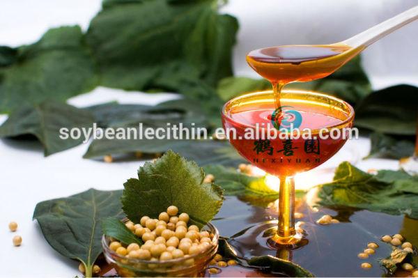 Descoloridos ou descoloração ou branqueamento soja lecitina