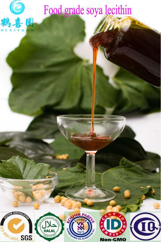 Descoloridos/descoloração/branqueamento de lecitina de soja