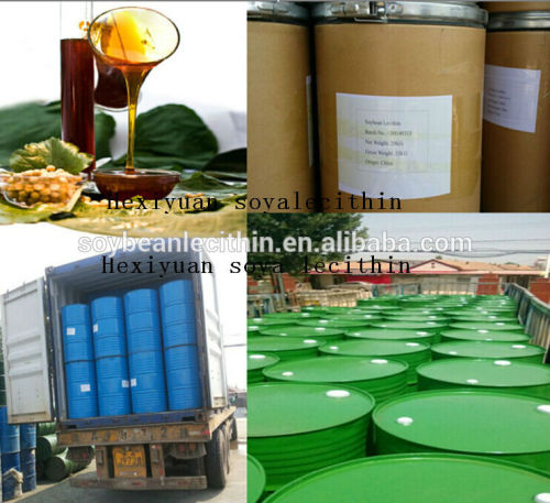 High Quality Pure Organic Soy Lecithin for bakery