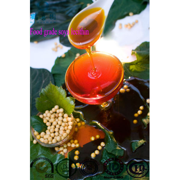 Soja lecitina emulsionante con alta pureza y el mejor precio