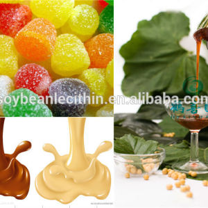 liquid soyabean lecithin as halal food products additives