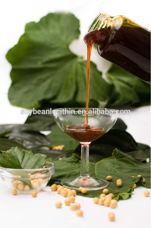 soya lecithin food bleaching agent