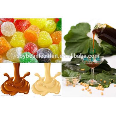 High grade bulk soya lecithin active food supplement