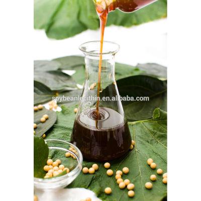 GMO-free soya lecithin liquid