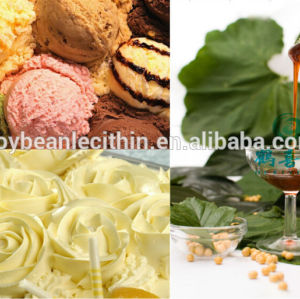 soy lecithin in food additives
