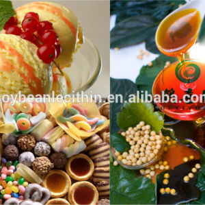 soybean lecithin in food additives