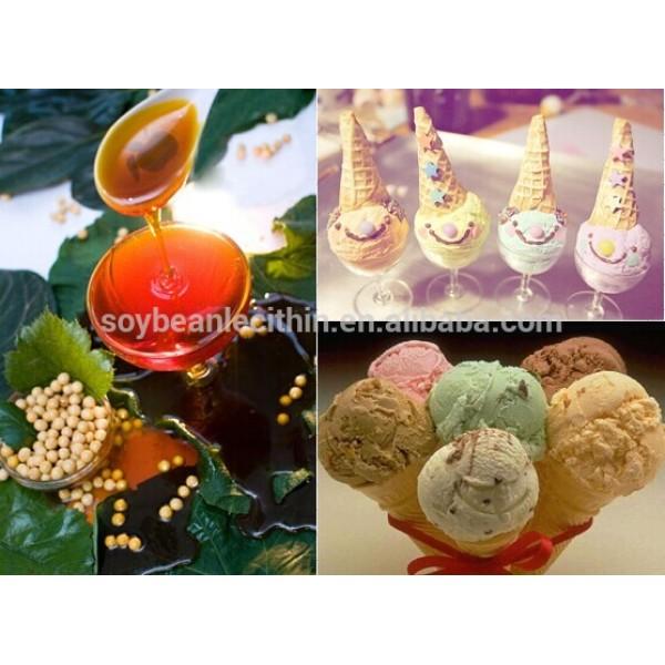 Mejor comestible lecitina de alimentos emulsionante y estabilizadores
