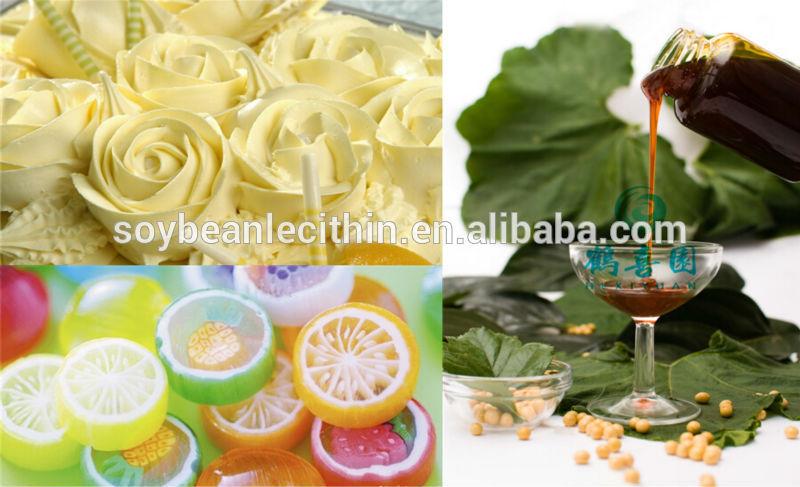 bakery food ingredients soyabean lecithin