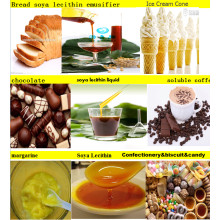 Emulsionante para hornear lecitina de