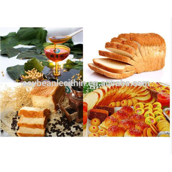 Lecitina de pan emulsionante