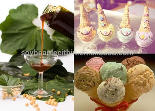 soya lecithin wetting agent for Ice Cream Cone