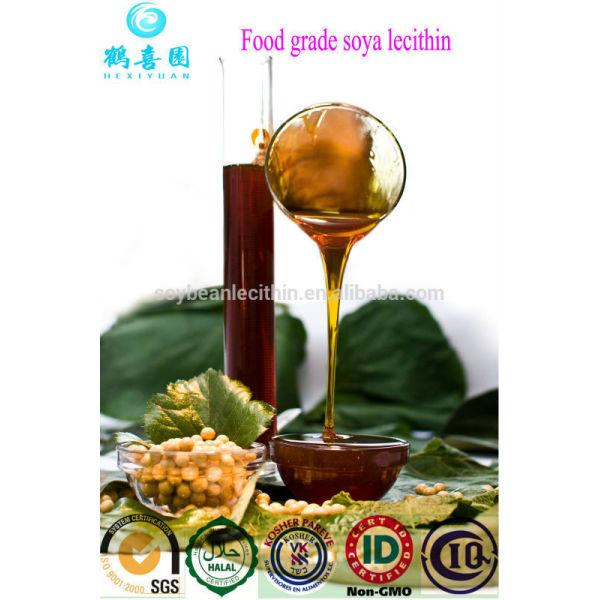 Antioxidantes, Emulsionantes, Nutrición potenciadores, Estabilizadores tipo orgánico lecitina
