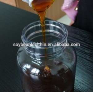 transparent water soluble Soy Lecithin ***hydroxylated modified enzymed modified very good ability to be solued in wat