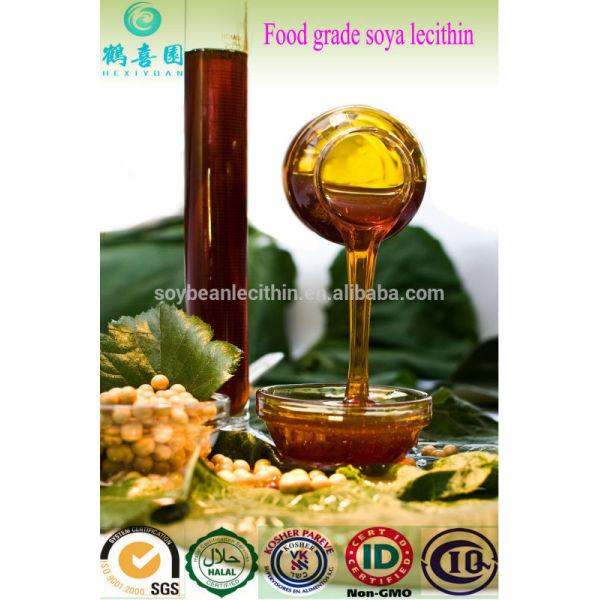 Lecitina de usos alimentos y Pharma industria