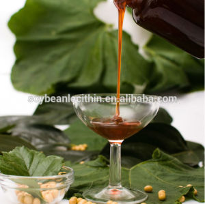 Soybean lecithin fluid with IP and pcr certificate