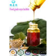 Lecitina de soja líquido no gmo de la categoría alimenticia