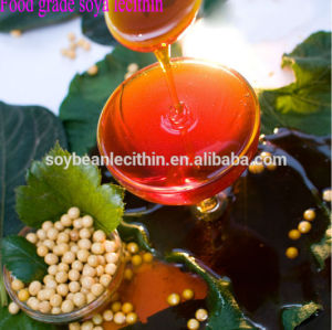 Discolored /Decolorizing / Bleaching soya lecithin (single or double bleached)