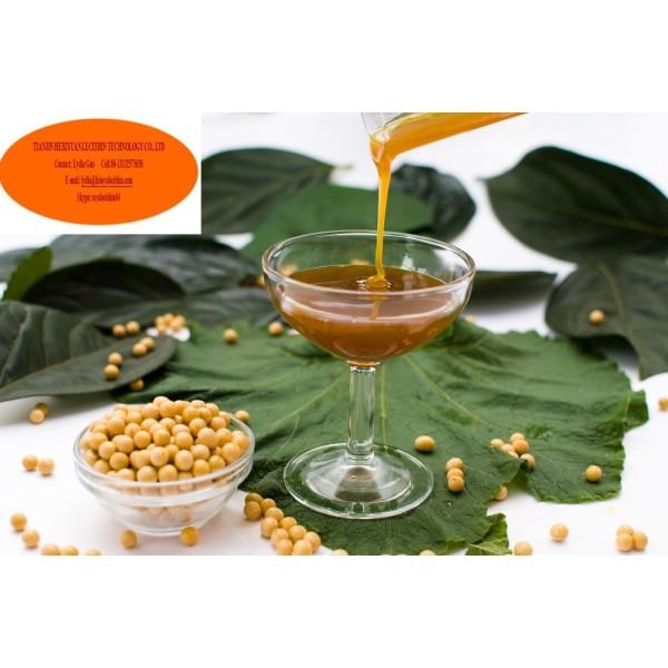 Venta de la categoría alimenticia líquido lecitina de