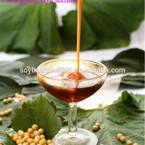 De calidad alimentaria de soja liquida lecitina