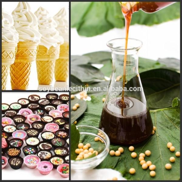 De la categoría alimenticia orgánico competitivo lecitina de precio