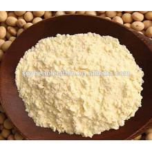 Buena solubilidad en agua envío - flujo fuidos soja lecitina de soja en polvo extracto de