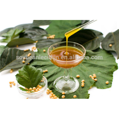 Discolored /Decolorizing / Bleaching soya lecithin Special for Feed