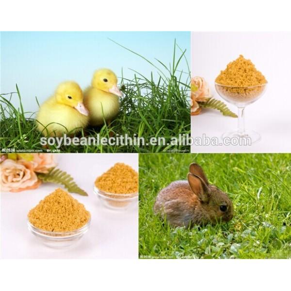Lecitina de soja en polvo para alimentación aditivos