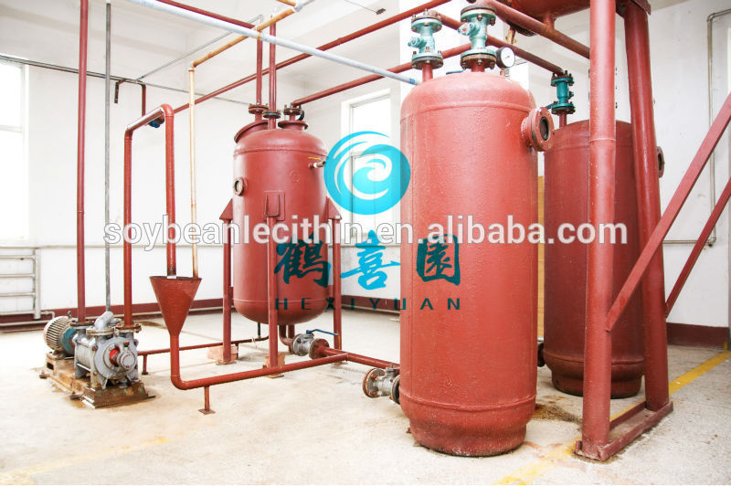 factory offer medicine grade powder soy lecithin