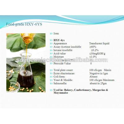 High quality soya lecithin