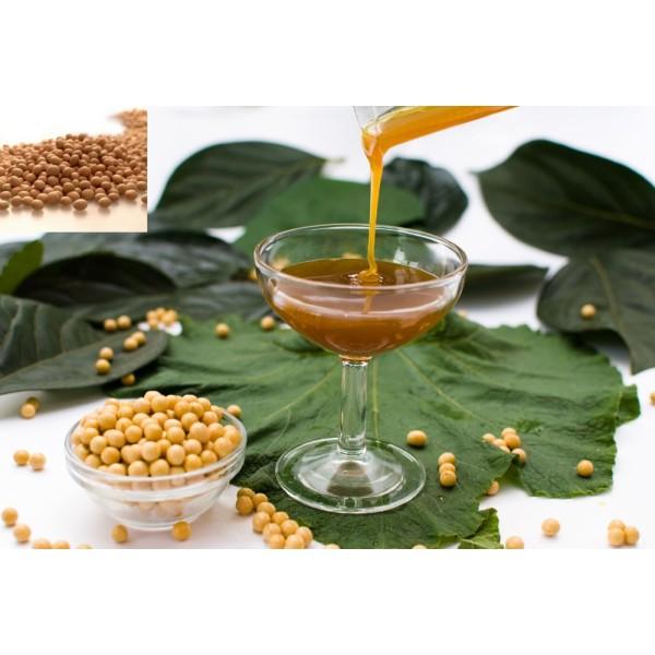 la lecitina de soja de alimento como potenciador de la nutrición