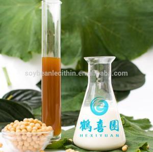 Modified Soybean Lecithin, emulsifier, GMO