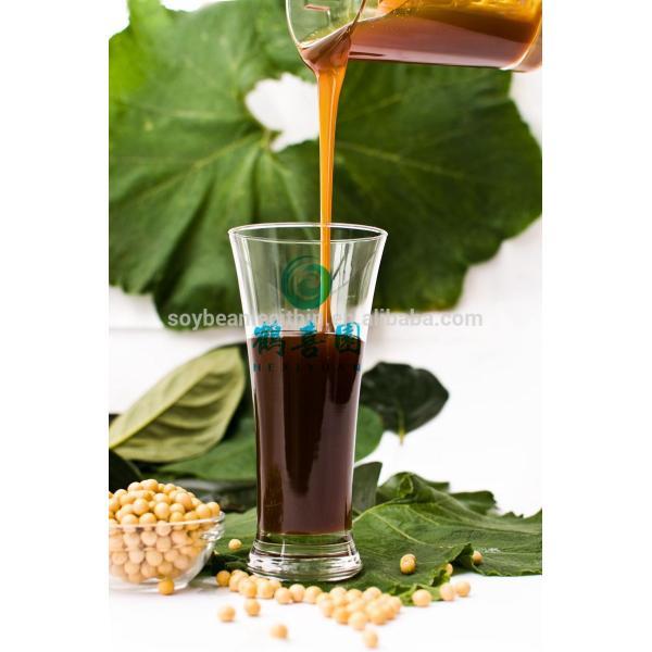 Alta calidad de soja lecitina emulsionante