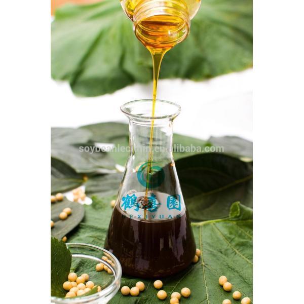 La fuente del fabricante química del grado de la alta calidad y competitivo líquido lecitina de precio