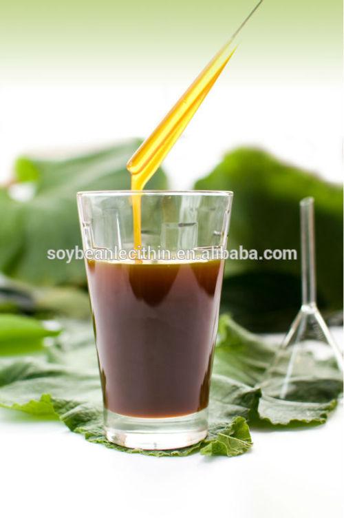 emulsifier Soya lecithin for leather fatliquor
