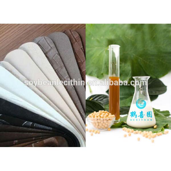 Industria grado de soja lecitina