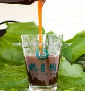 Enriched and Concentrated Liquid Soy Lecithin with best price for Leather