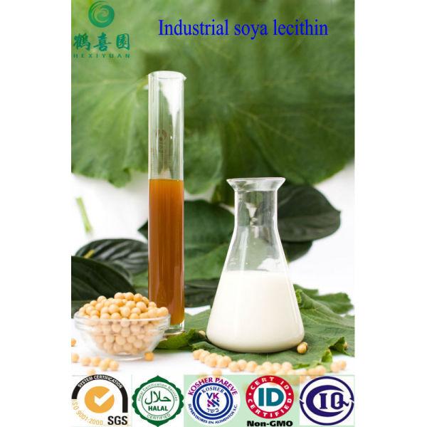 industrial lecitina de soja para la perforación de petróleo
