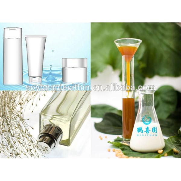 Lecitina de soja choline uso en el cuidado de la piel