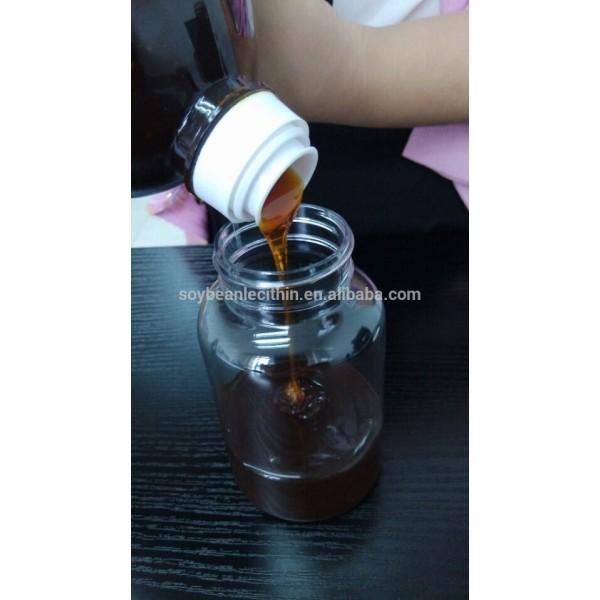 líquido lecitina de soja
