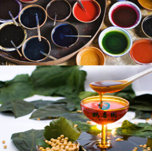 soya lecithin dispersing agents for paint