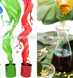 Chemical use paint coating, printing ink soya lecithin
