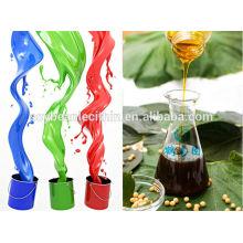 Química uso de recubrimiento de pintura, Tinta de impresión de lecitina de