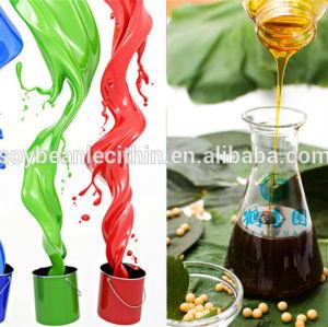 lubricant, antioxidant, and dispersant soya lecithin