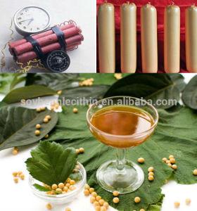 Factory offer emulsifier soya lecithin for emulsion explosive