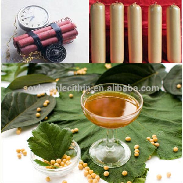 Alta calidad envío emulsionante lecitina de manufatcure