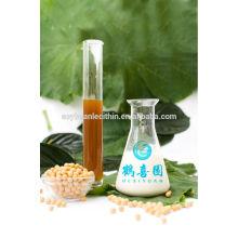 Emulsionante líquido de soja hidrolizado lecitina
