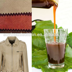 factory supply soya lecithin use as leather fat